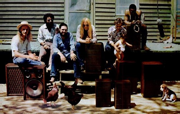 Allman Brothers Band Albums