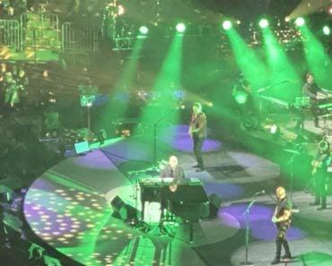Billy Joel Concert at MSG