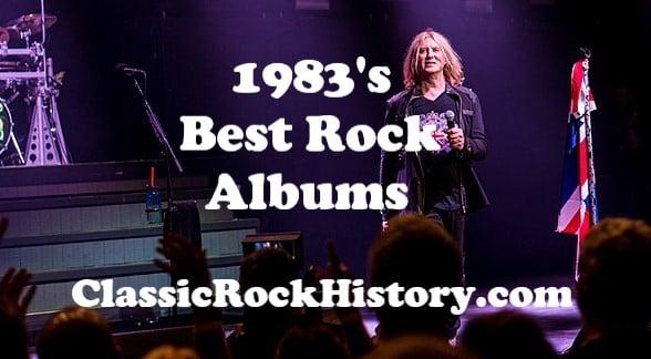 1983's Best Rock Albums