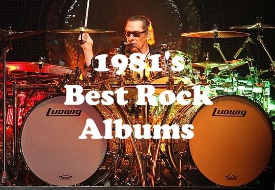 1981's Best Rock Albums
