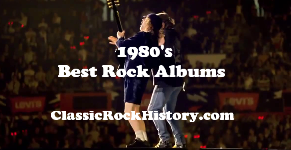 Best Rock Albums From The Year 1980