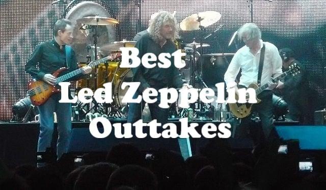 Led Zeppelin Outtakes
