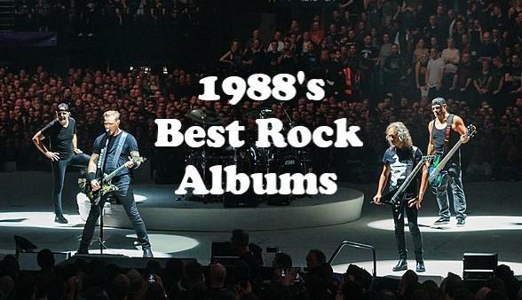 1988's Best Rock Albums