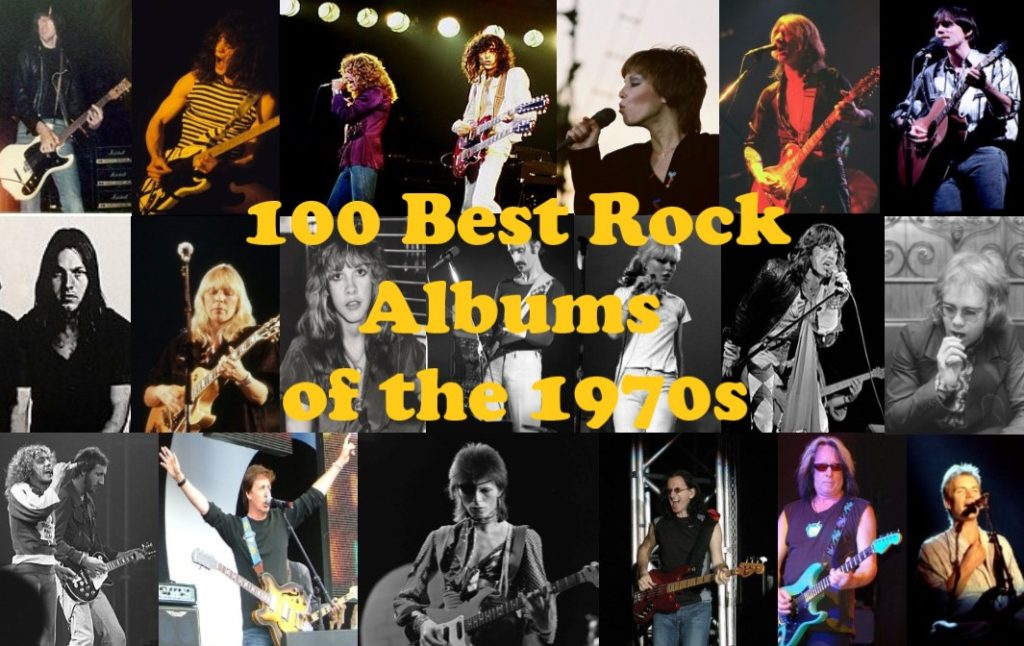 100 Best Rock Albums Of The 1970s