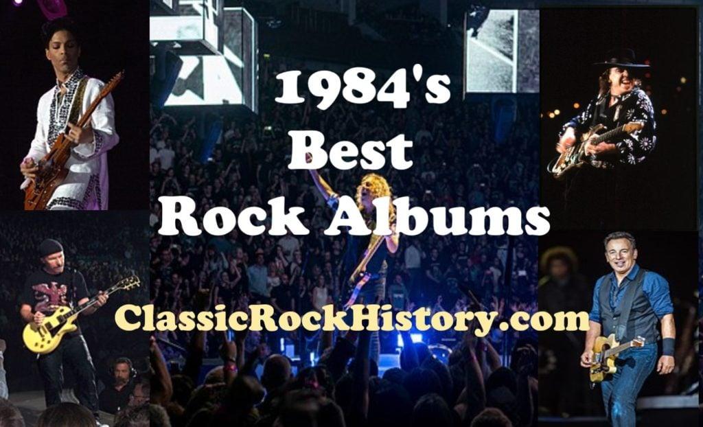1984's Best Rock Albums
