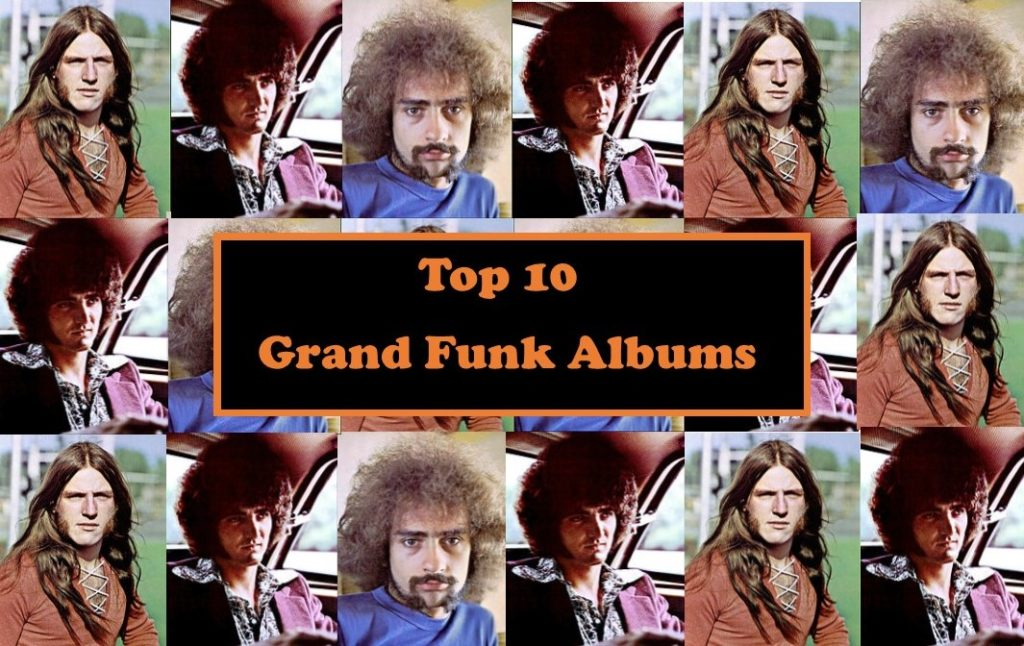 Grand Funk Albums