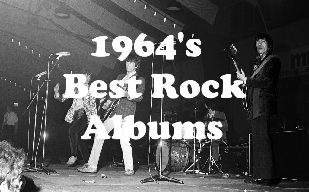 1964's Best Rock Albums