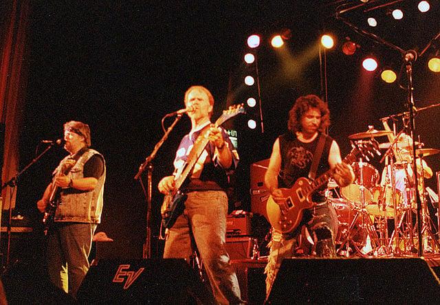 Bachman-Turner Overdrive Albums