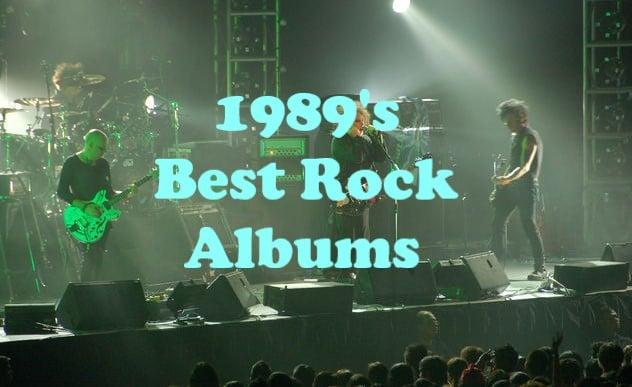 1989's Best Rock Albums