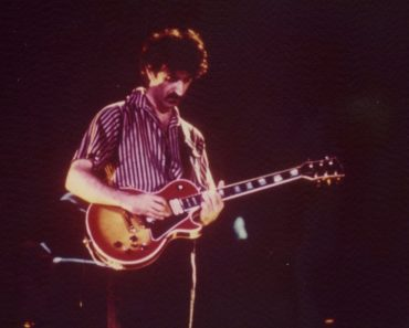 Frank Zappa's Greatest Studio Guitar Solos