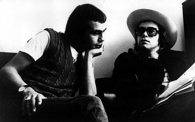 Elton John Album Covers