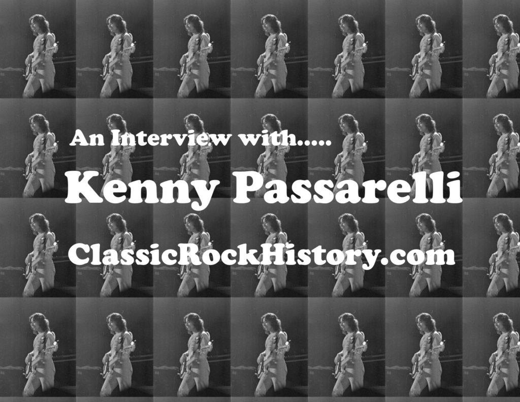 Kenny Passarelli Interview