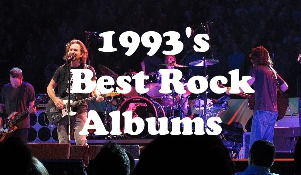 1993's Best Rock Albums
