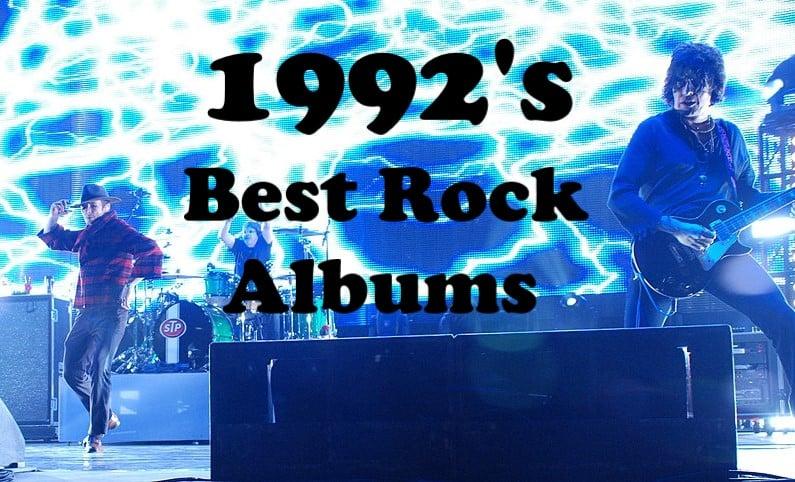 1992's Best Rock Albums