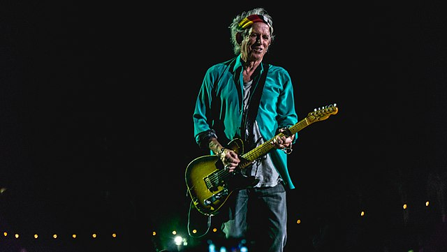 Keith Richards Songs