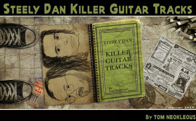 Steely Dan Killer Guitar Tracks