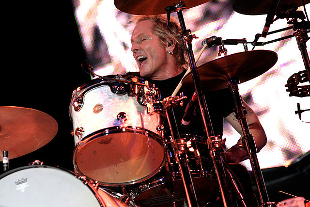 9 Classic Rock Bands Whose Replacement Drummers Didn't Last