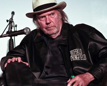 Top 10 Neil Young Albums