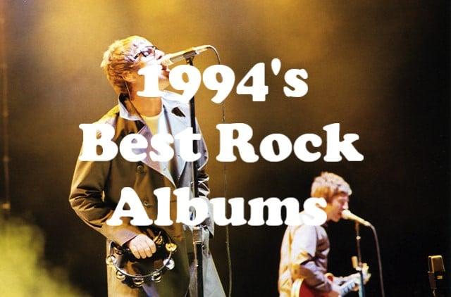 1994's Best Rock Albums
