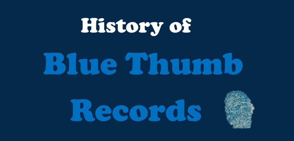 Blue Thumb Records