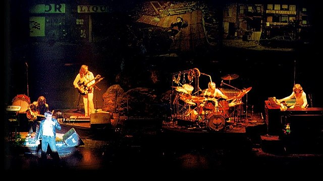 Genesis Album Covers
