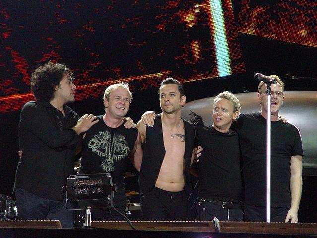 Depeche Mode Songs