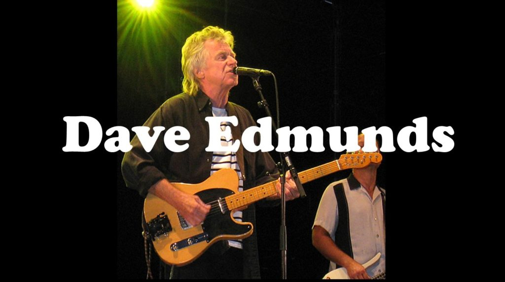 Dave Edmunds songs