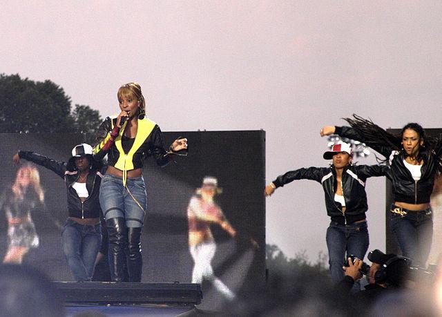 Mary J Blige Songs