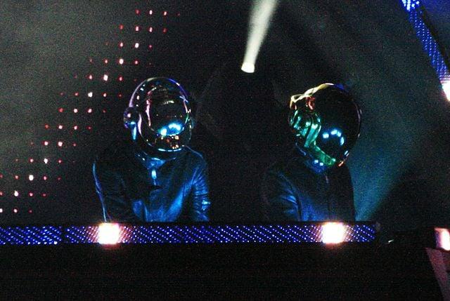 Daft Punk Songs