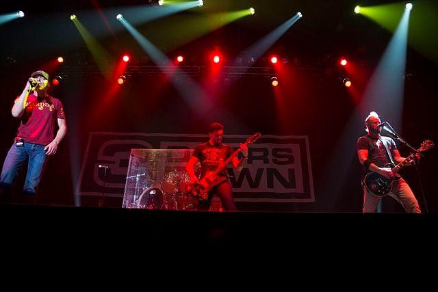 3 Doors Down Songs