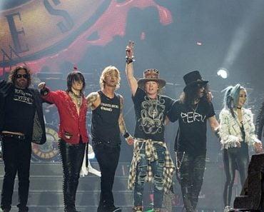 Guns N' Roses Albums Ranked