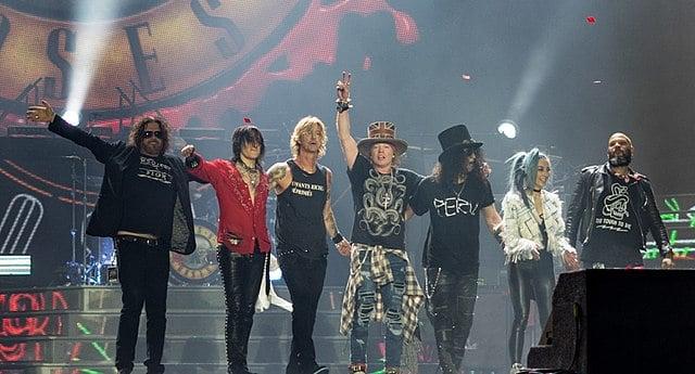 Guns N' Roses Albums