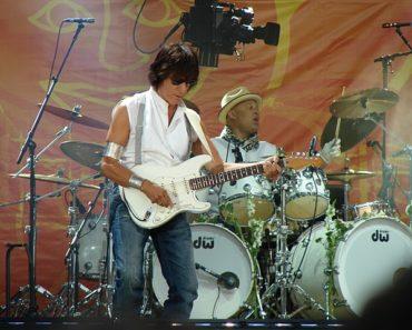 Top 10 Jeff Beck Albums