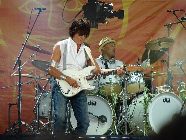 Jeff Beck Albums