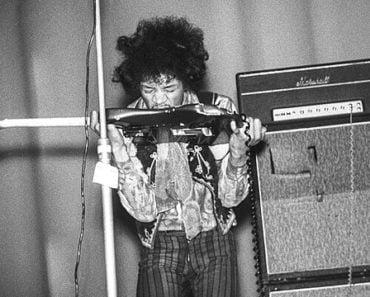 Jimi Hendrix Albums Ranked