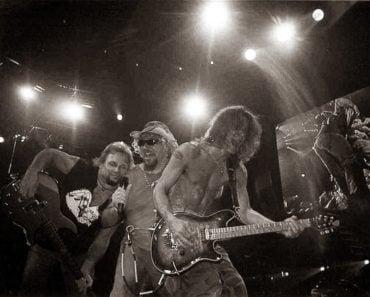 Sammy Hagar Van Halen Albums Ranked