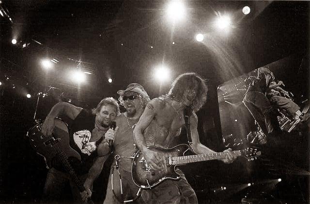 Sammy Hagar Van Halen Albums