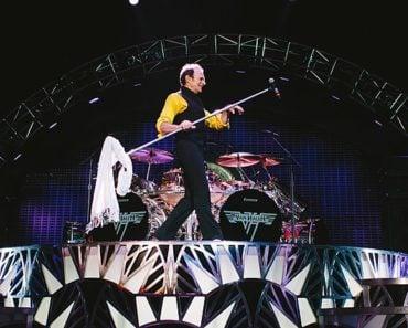 David Lee Roth Van Halen Albums Ranked