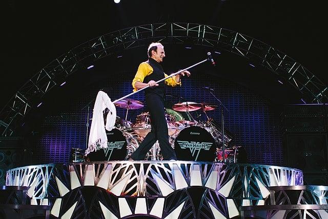 David Lee Roth Van Halen Albums