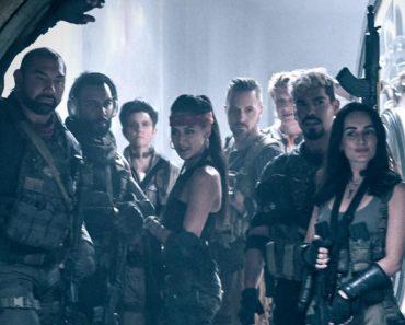 Army Of The DeadMovie Wins Big On Netflix