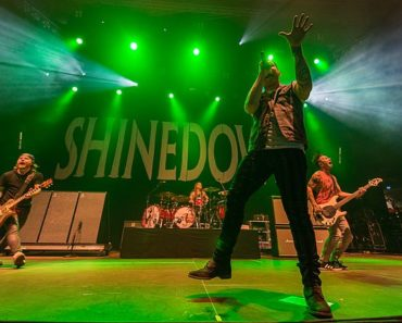 Shinedown Albums Ranked