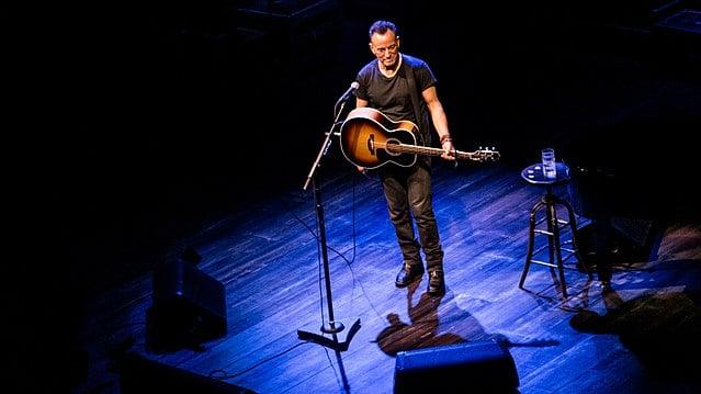 Bruce Springsteen Returns To Broadway