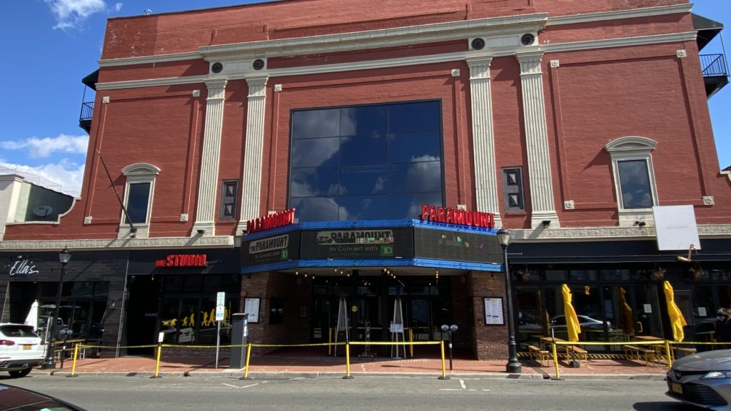 Paramount Theater Opens