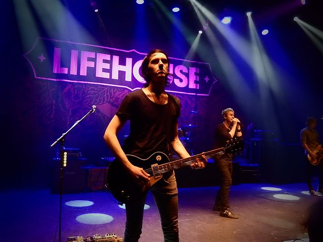 Lifehouse Songs