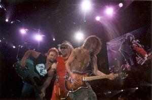 Sammy Hagar Van Halen Songs