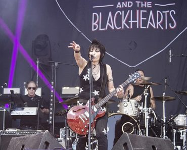 10 Things You Didn't Know About Joan Jett