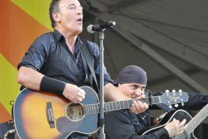 Bruce Springsteen Love Songs