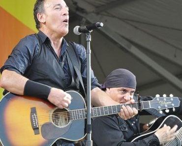 Top 10 Bruce Springsteen Love Songs