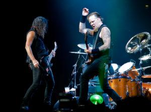 Metallica Surprise Concerts