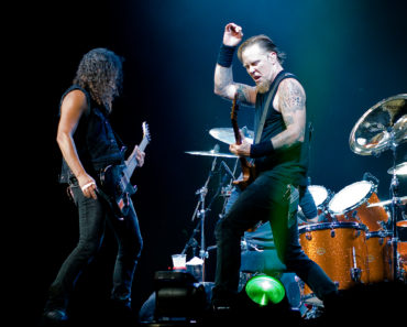 Metallica Continues Their Round Of Surprise Theater Concerts